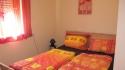 Schlafzimmr mit Doppelbett 1600/2000